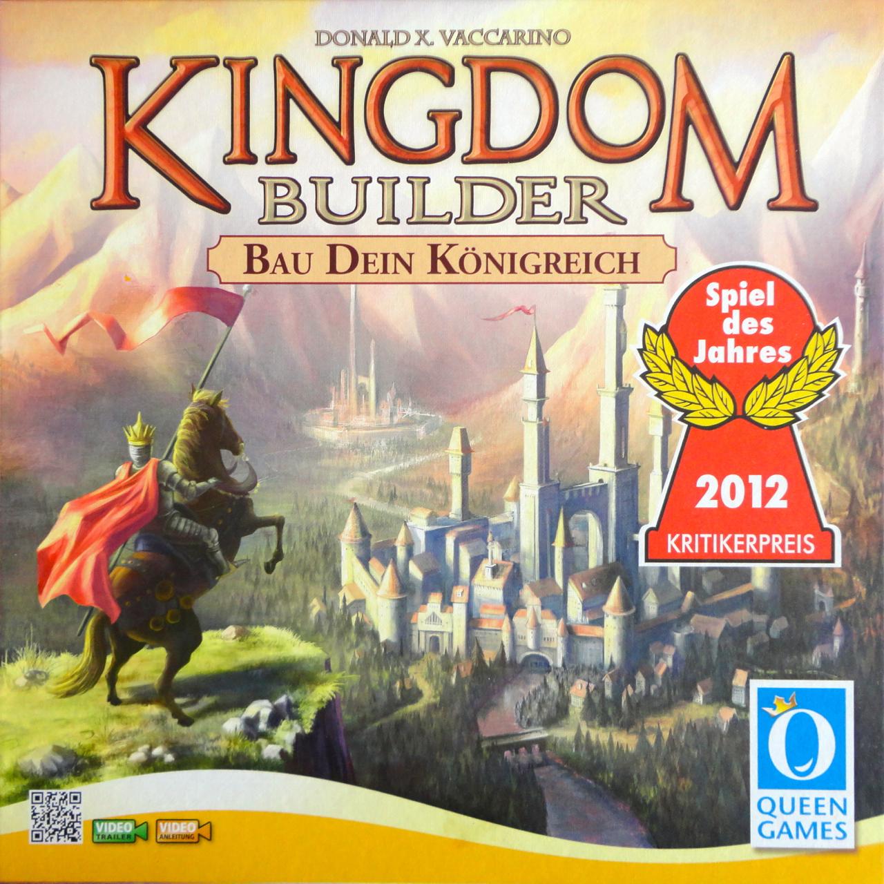 Spiel Kingdom