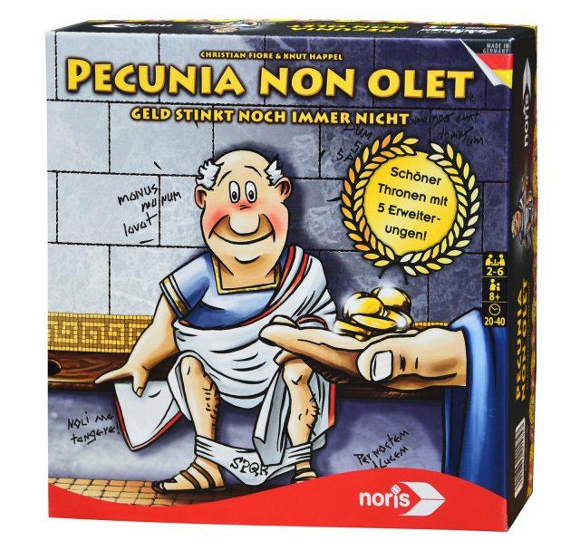Pecunia Non Olet Spiel