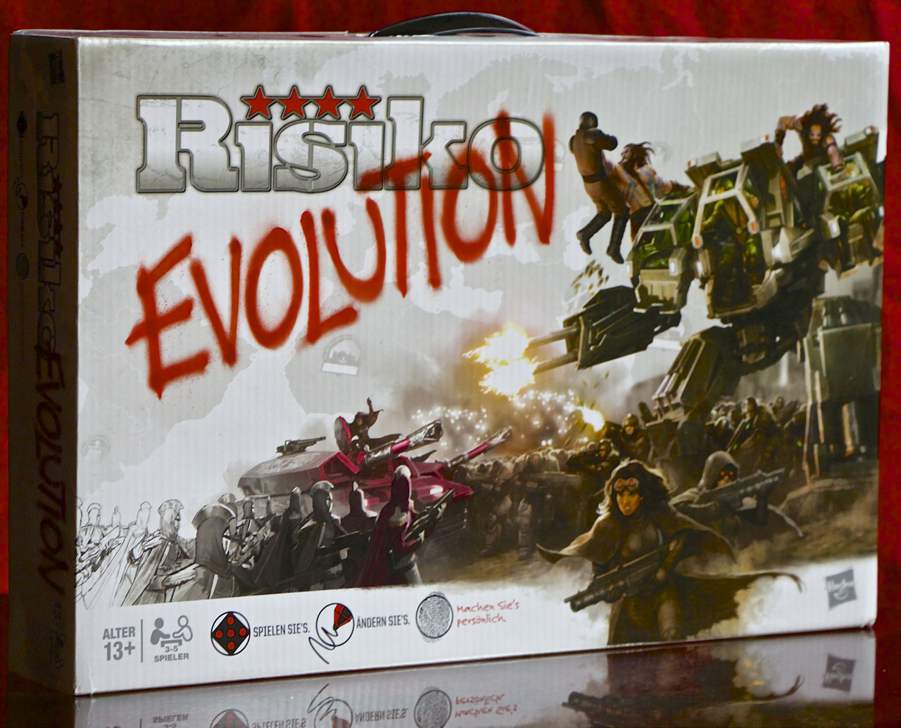 Evolutionsspiele