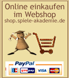 Advertising for the Games Academy Web-Shop