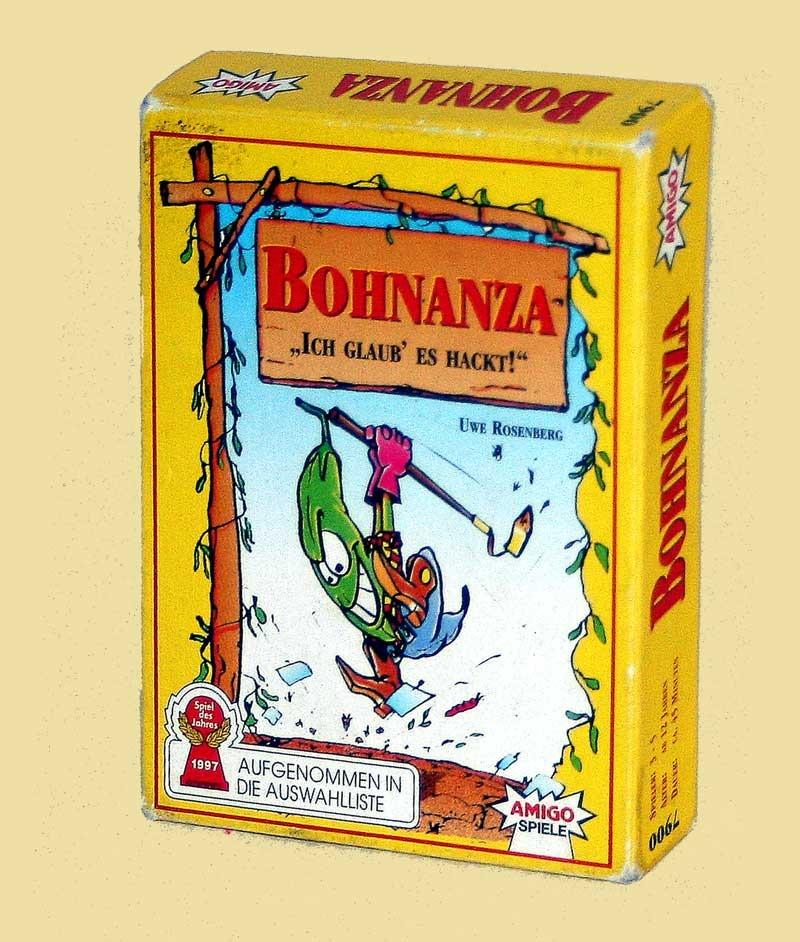 Bohnanza Kartenspiel