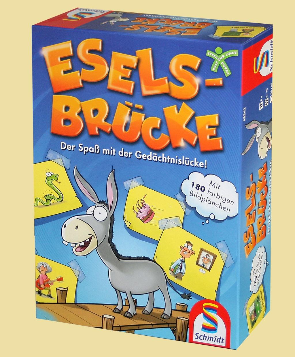 Eselsbrücke Spiel