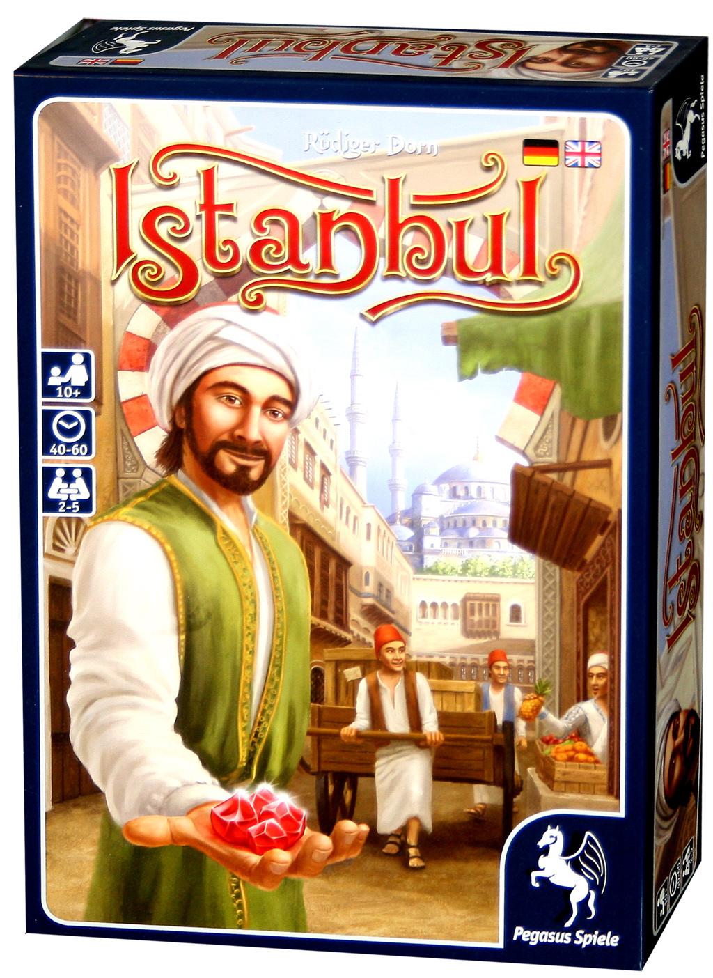 Spiel Istanbul