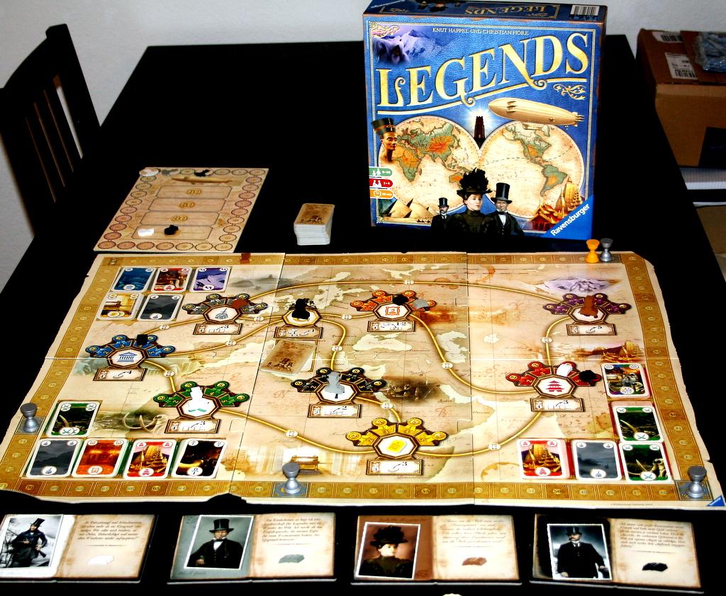 legend spiel