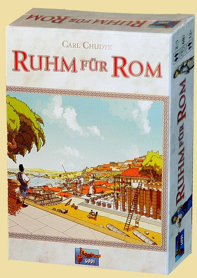 Rom Spiel