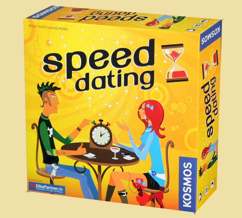 Speed dating sites free