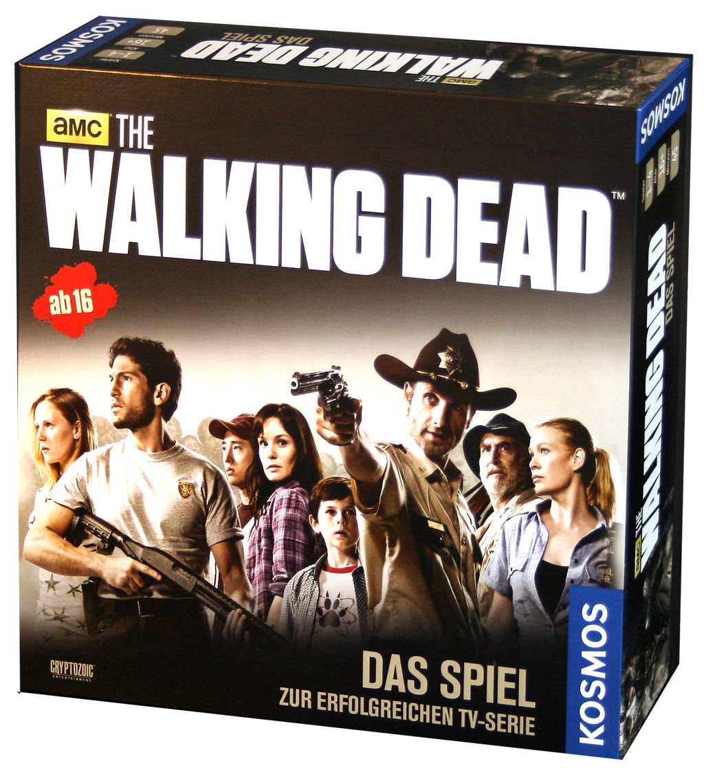 the walking dead spiele
